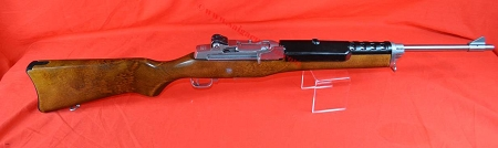 Ruger  Mini-14 Ranch SS Rifle .223/5.56 USED